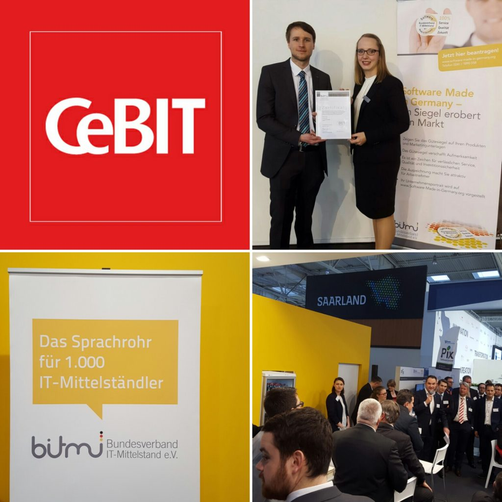 Cebit Collage