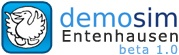 demosim Entenhausen beta 10 Logo